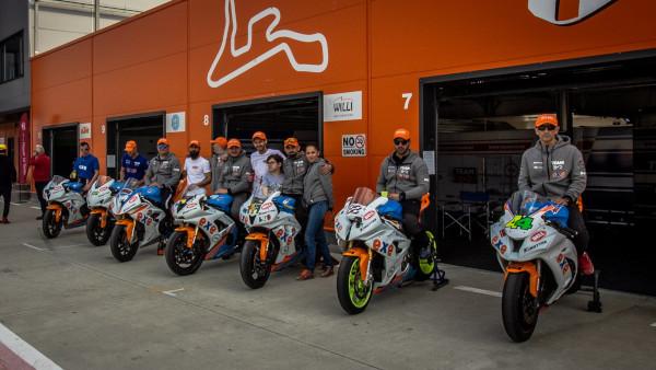 Competiția de motociclism viteză MotoRC a luat startul