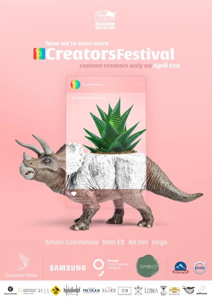 afis CreatorsFestival