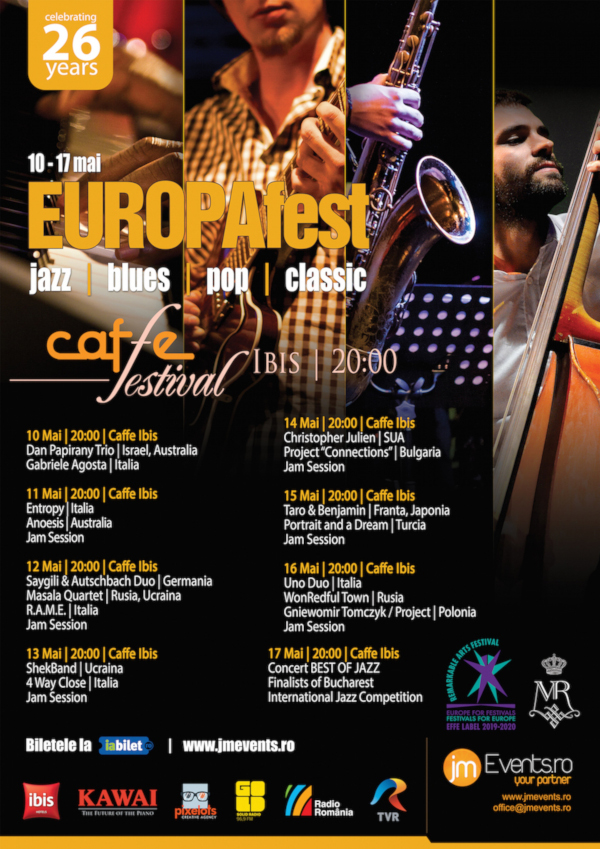 afis EUROPAfest CafeFestival Ibis