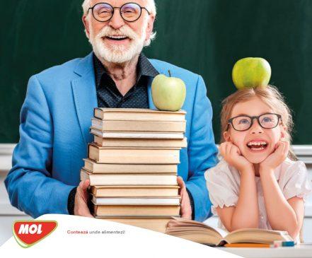 MOL România și Fundația Pentru Comunitate au dat startul înscrierilor în cea de-a zecea ediție a Premiilor Mentor pentru excelență în educație