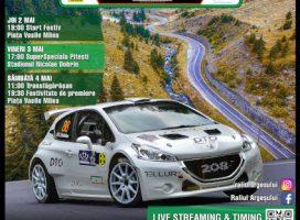 Raliul Argeșului revine oficial în calendarul motorsportului după aproape un deceniu