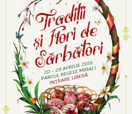 Târgul de Paște din Capitală își deschide porțile pe 20 aprilie, în Parcul Regele Mihai I