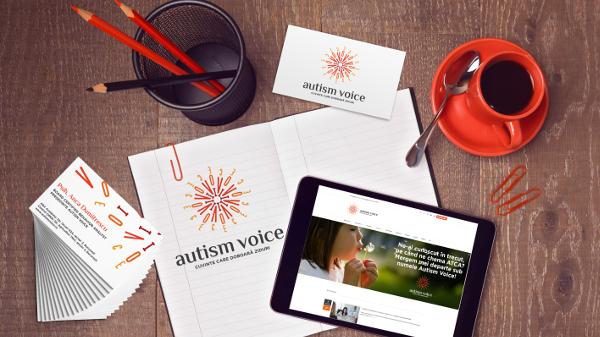 autism voice pastel