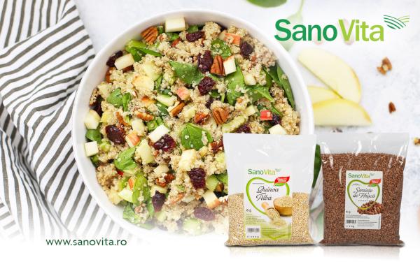 hrisca si quinoa