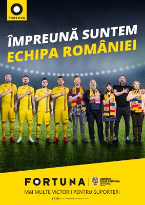 Impreuna suntem echipa Romaniei