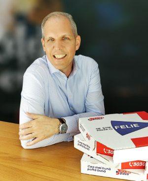 "Jerry's Pizza se relansează sub sloganul ""Se știe dintr-o felie"""