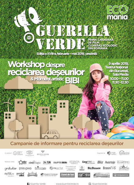 poster Guerilla Verde