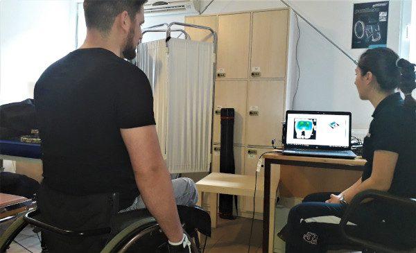 Evaluare computerizată pentru prevenirea escarelor cu care se confruntă utilizatorii de scaune rulante