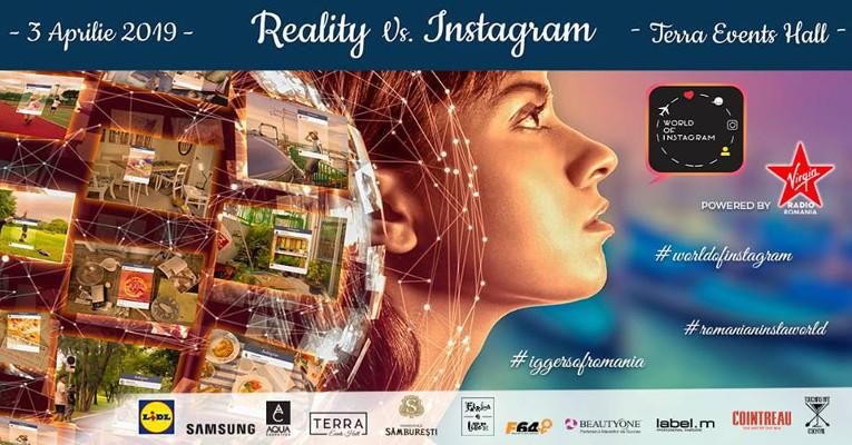Conferința World of Instagram - Ediția a VII-a