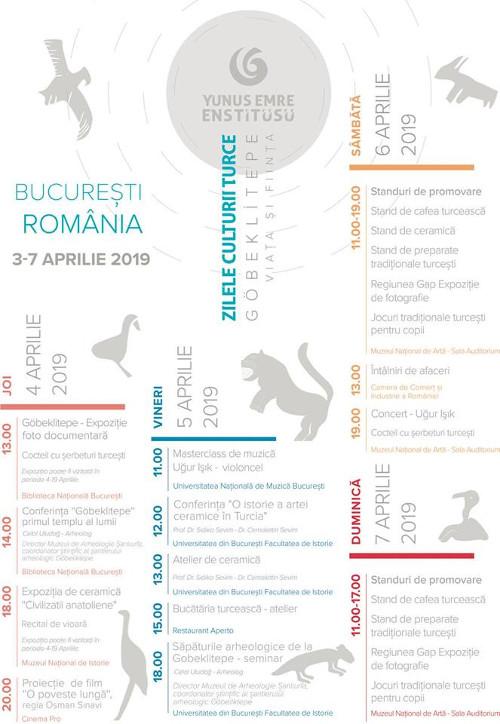 Expoziție deschisă publicului – 6 – 7 aprilie, Muzeul Național de Artă al României – Sala Auditorium
