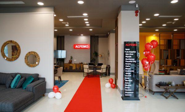 Brandul ALFEMO a deschis primul showroom in sistem de franciza, in Brasov