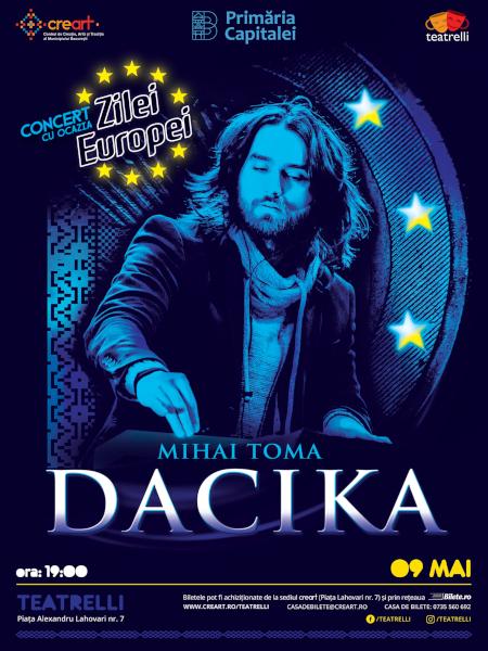 Afis Dacika, Teatrelli
