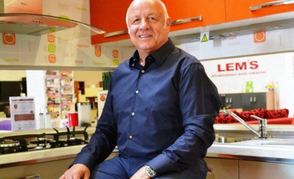 LEMS crește cu 8 procente la 4 luni și deschide cel mai mare magazin din țară cu o investiție de 25 milioane lei