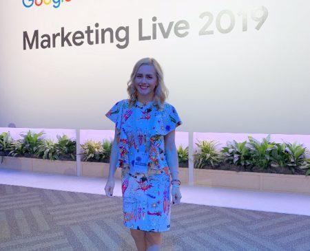 Agenția adLemonade prezentă la Conferința Google Marketing Live 2019 din San Francisco, USA