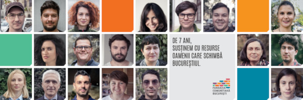 Fundația Comunitară București lansează Bucharest Powered by People, un program de leadership comunitar