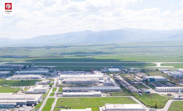 CTP pune Sibiul pe harta spațiilor logistice de clasă A