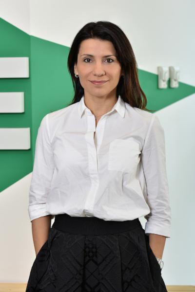 Carmen Ravon, Head of Retail Leasing al CBRE Romania