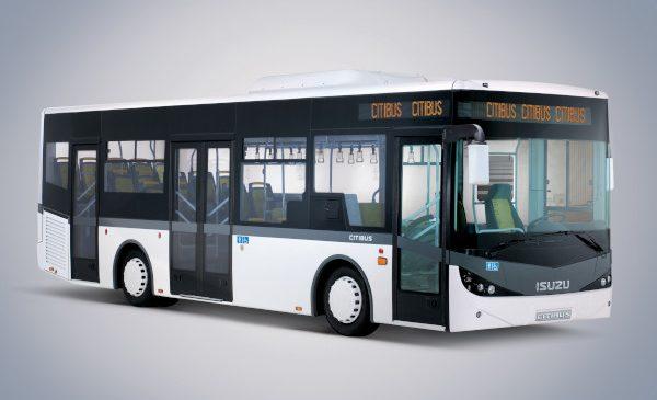 Autobuzele Isuzu: demaraj puternic pe piața din România în 2018