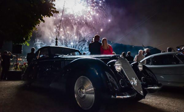 """Solo strălucitor: după câştigarea Coppa d'Oro Villa d'Este, Alfa Romeo 8C 2900B a triumfat şi în competiţia pentru Trofeo BMW Group ca """"Best of Show"""" la Concorso d'Eleganza Villa d'Este 2019"""