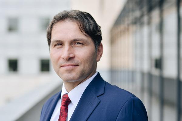 Dan Bădin, Partener Coordonator Servicii Fiscale și Juridice, Deloitte România
