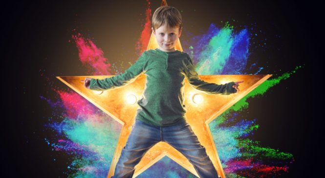 De 1 Iunie, la Cine Globe copiii au parte de suprize demne de o vedetă de film