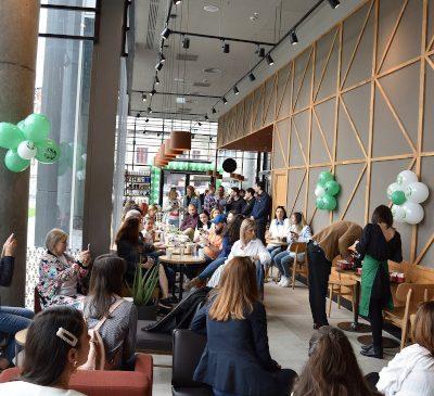Starbucks deschide a 26-a cafenea din București