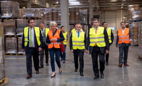 Dunapack Packaging își consolidează operațiunile din România, prin extinderea și modernizarea fabricii din Sfântu Gheorghe