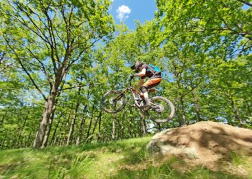 Trei premiere la Cupa Națională de Enduro Mountainbike