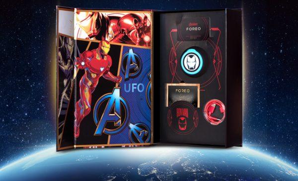 FOREO lanseaza o colaborare venita din alta galaxie: – FOREO X AVENGERS –