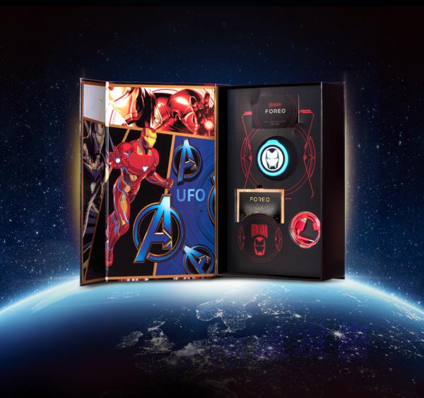 FOREO UFO Marvel Iron Man
