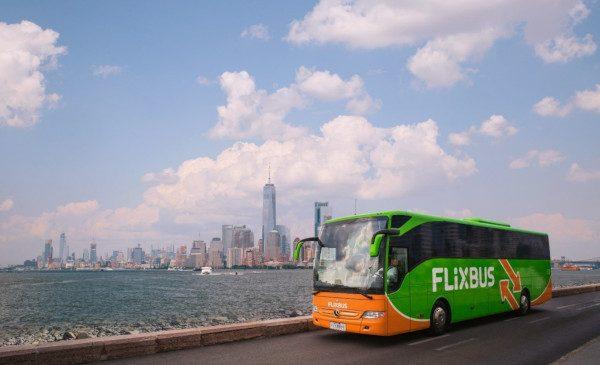FlixBus se extinde în Statele Unite ale Americii și lansează noi rute pe Coasta de Est la un an de la intrarea pe piață