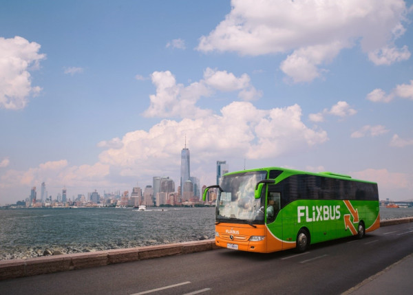 FlixBus New York