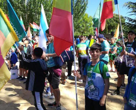 Au început evenimentele din cadrul programului Fotbal pentru Prietenie din Madrid