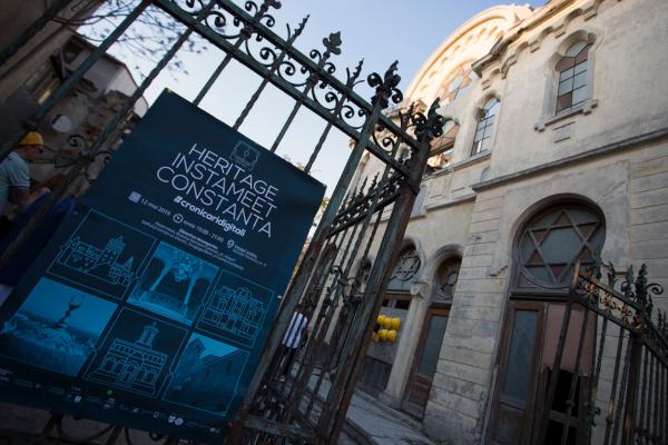 Heritage Instameet Constanta