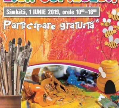Ziua Copilului, sărbătorită cu ateliere creative pentru cei mici în toate magazinele HORNBACH