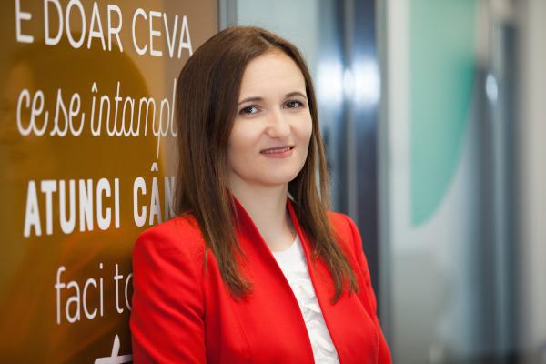 Laura Țeposu, co-Fondator și Director de Dezvoltare Libris.ro