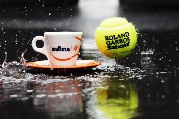 Lavazza, cafeaua oficiala la Roland Garros