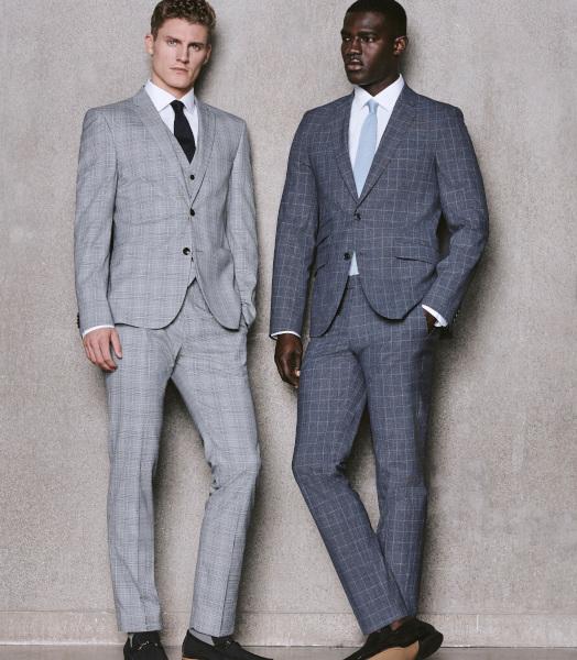 Marks & Spencer Suit Fit