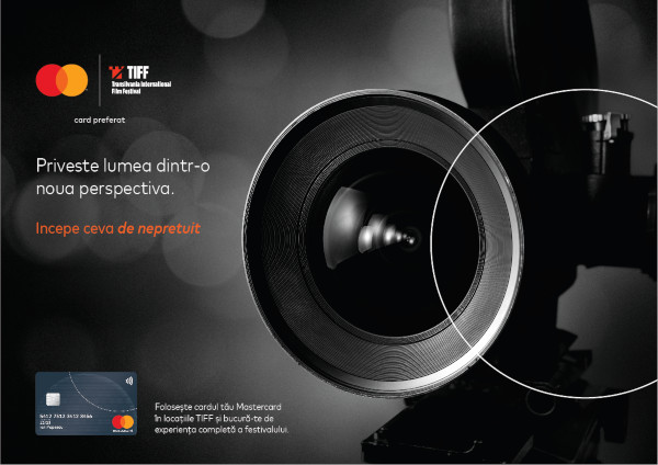 Mastercard partener TIFF