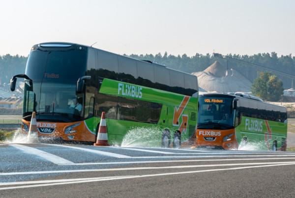 Masuri de siguranta rutiera FlixBus