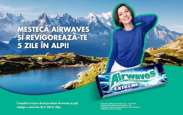 Mesteca Airwaves si revigoreaza-te 5 zile in Alpi KV