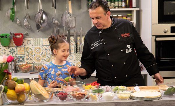 """Selgros lansează """"Micile vedete în Bucătărie"""", serie de emisiuni dedicată educației alimentare sănătoase în familie"""