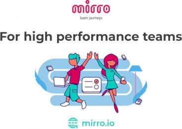 Zitec lansează Mirro, o aplicație care ajută companiile să crească performanța echipelor