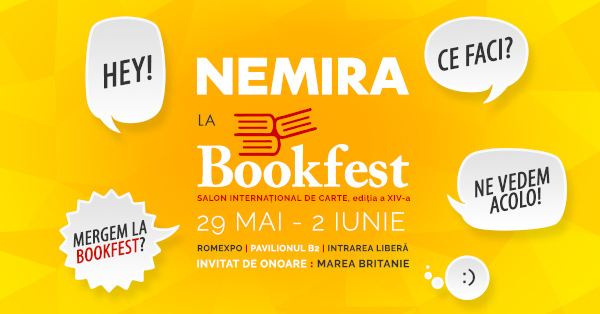 Nemira la Bookfest 2019