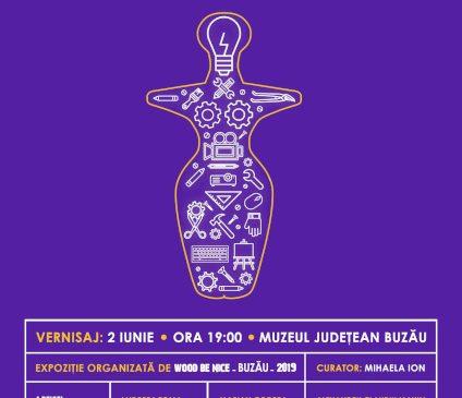 Expoziția itinerantă NeoNlitic poposește la Buzău, între 2 iunie – 2 iulie