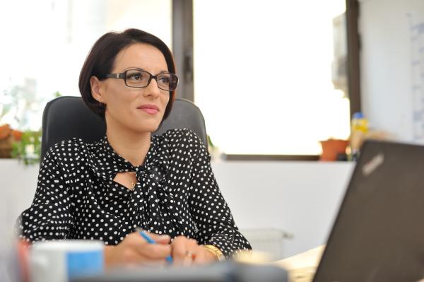 Oana Chele, director marketing Hartmann România