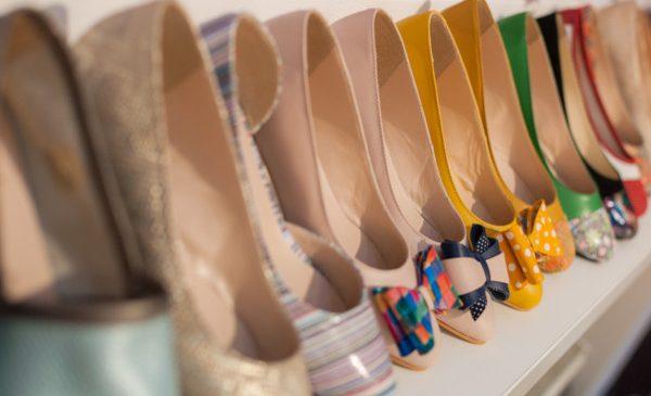 Anul acesta, pantofii tip Flats domină podiumurile de fashion