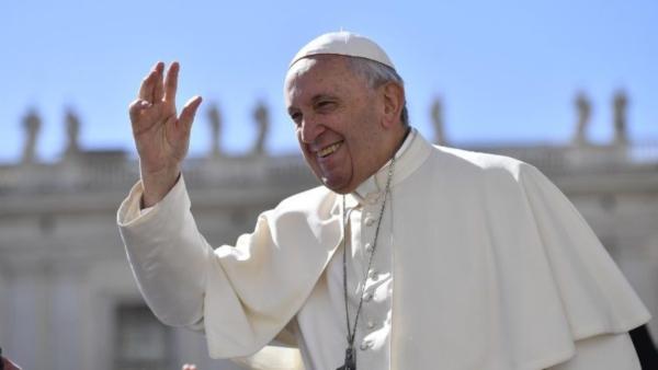 Papa Francisc. Sursa foto Vatican News