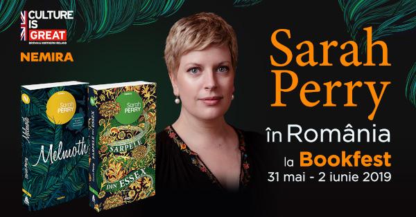 Sarah Perry in Romania