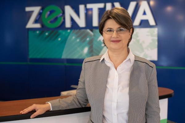 Simona Cocoș, Director General Zentiva România și Republica Moldova